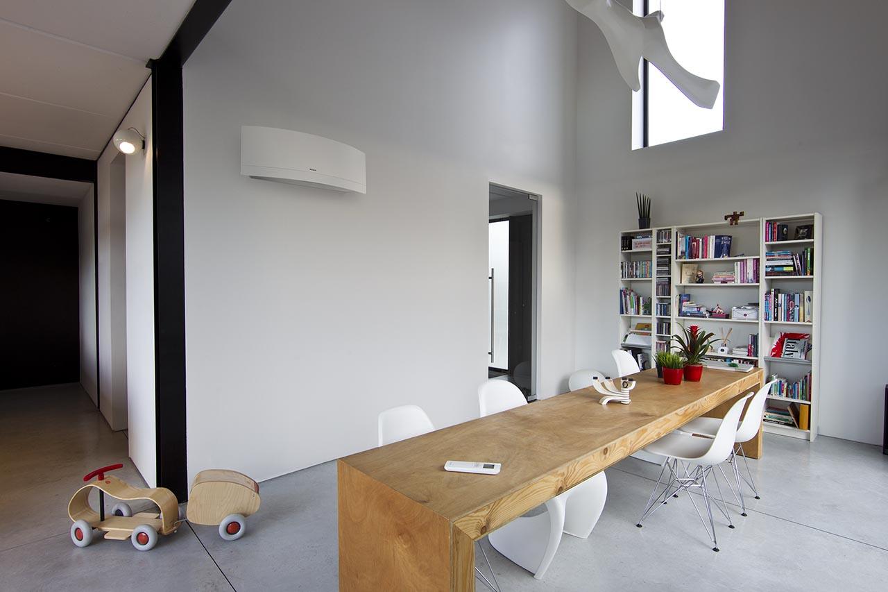 Unitate interna Rezidential Emura alb