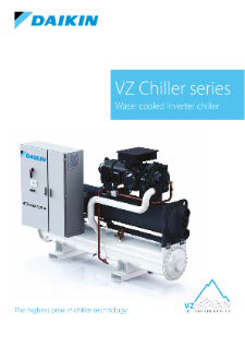 418 - EWWD-VZ Chiller series_Product profile