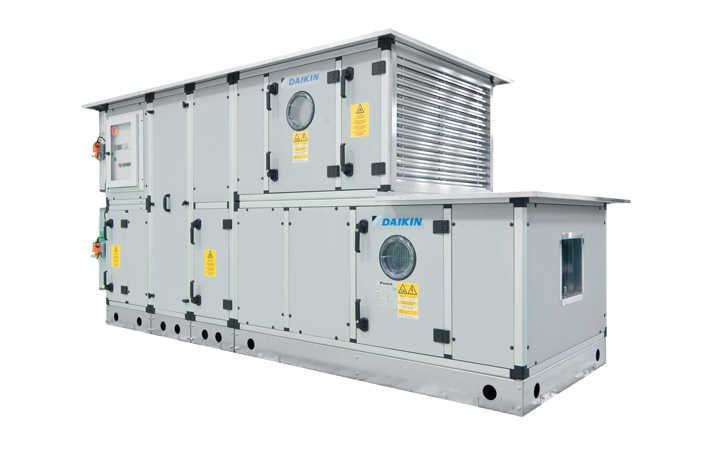 Plug & Play Daikin Air Handling Units