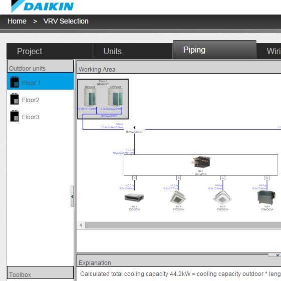 Software downloads for installers | Daikin