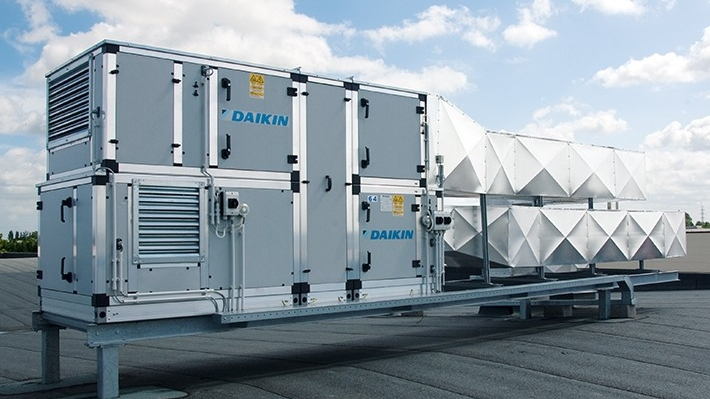 Air Handling Units Daikin
