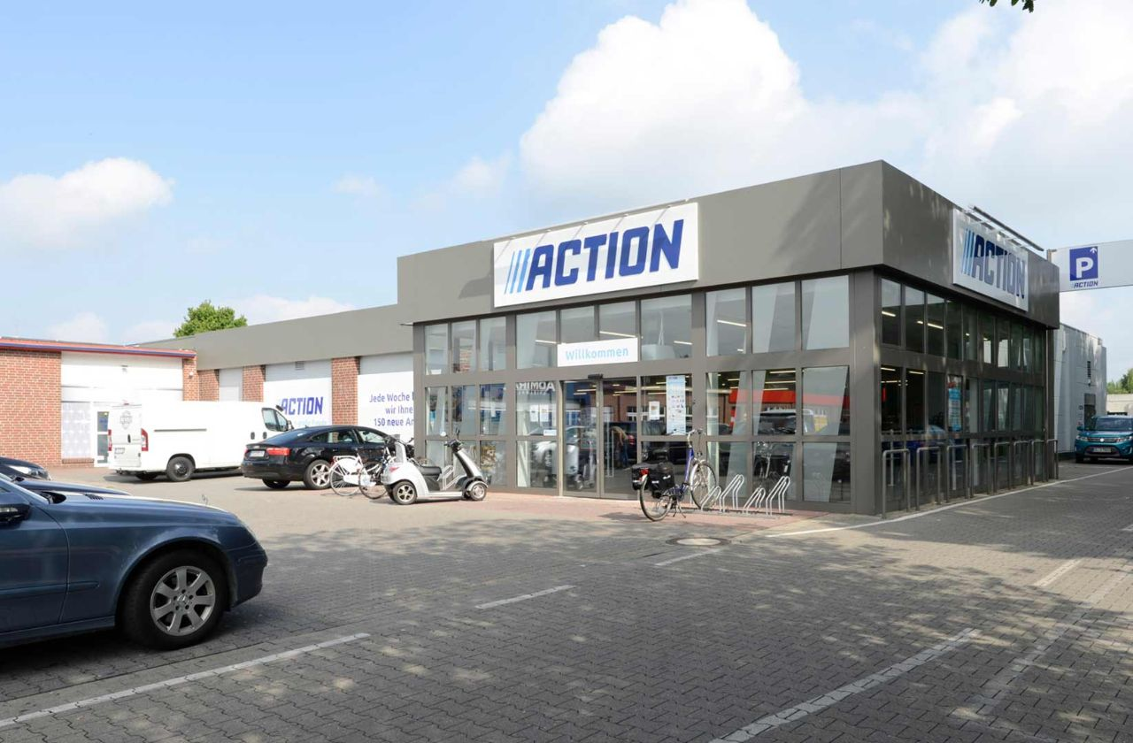 ACTION store